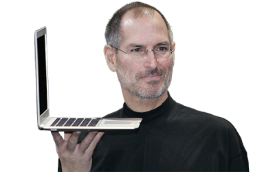 Photo Steve Jobs Clipart PNG Images
