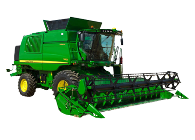 John Deere Cut Out