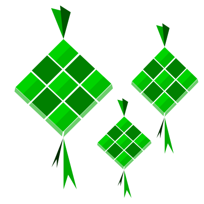 Ketupat Clipart Photos