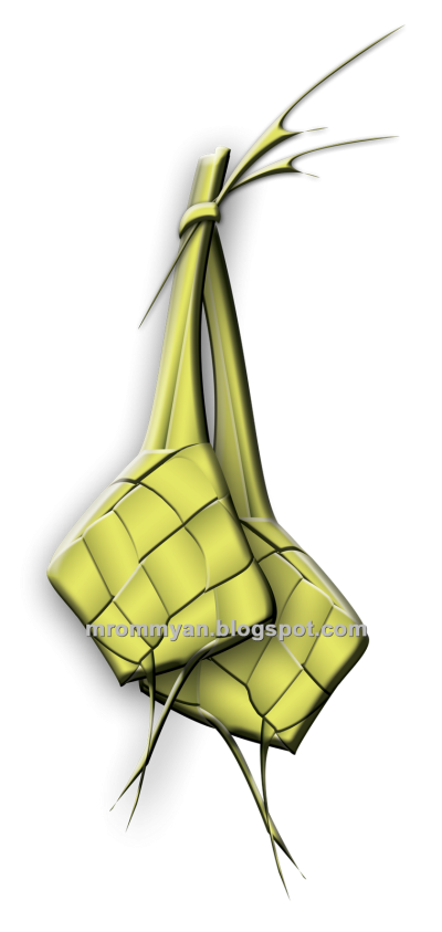 Ketupat Background Hd