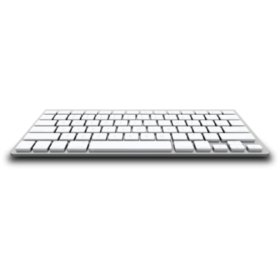 Keyboard Simple PNG Images