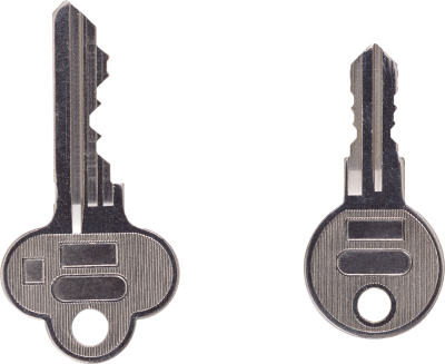 Two Keys Clipart Photo PNG Images