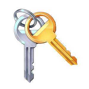 Keys Cut Out Png PNG Images