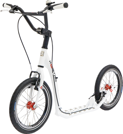 Kick Scooter Transparent Picture
