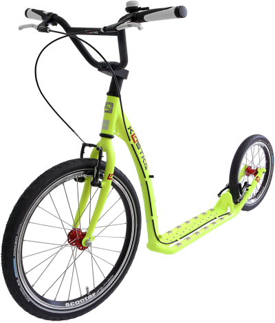 Kick Scooter High Quality PNG