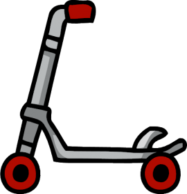 Kick Scooter Free Download Transparent