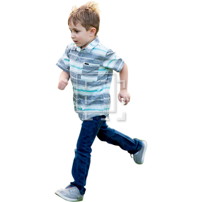 Kids Running Clipart PNG Images