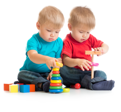 Babies Playing Games PNG Images