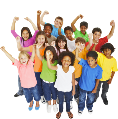 Download Kids, Children Group PNG