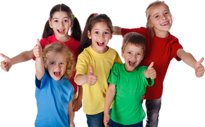 Happy Kids Children High-Quality PNG PNG Images