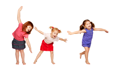 Children Dancing Picture PNG Images