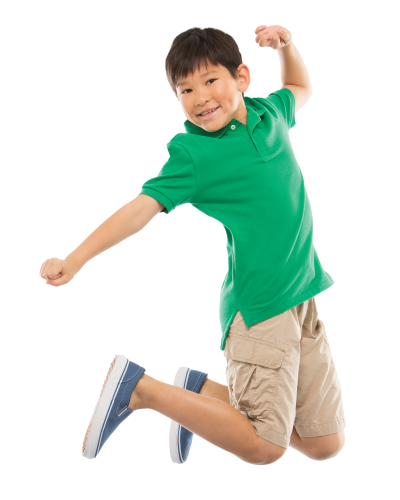 Kids Jumping Png PNG Images