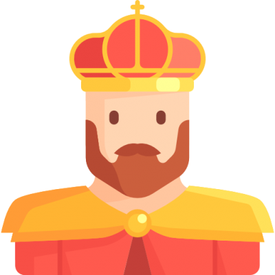 King, Red, Crown Transparent Background PNG Images