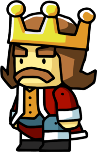 Download King Little Cartoon Character PNG PNG Images