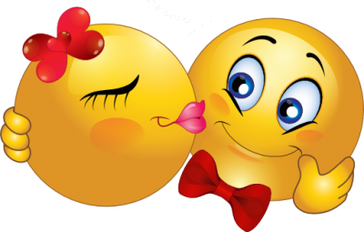 Kiss Smiley Emoji Picture PNG Images