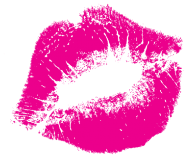 Kiss Purple Lips PNG PNG Images