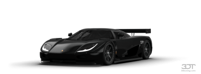 Black Koenigsegg Clipart PNG Photos