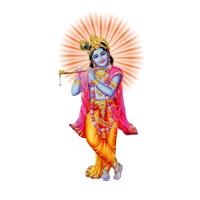 Art Krishna, Krishna Janmashtami Image Photo