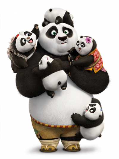 Kung Fu Panda Picture PNG Images