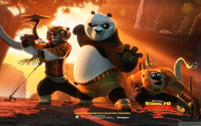 Kung Fu Panda Free Picture PNG Images