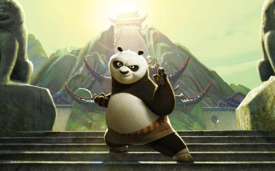 Kung Fu Panda Wonderful Picture Images