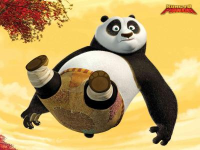 Kung Fu Panda Background PNG Images