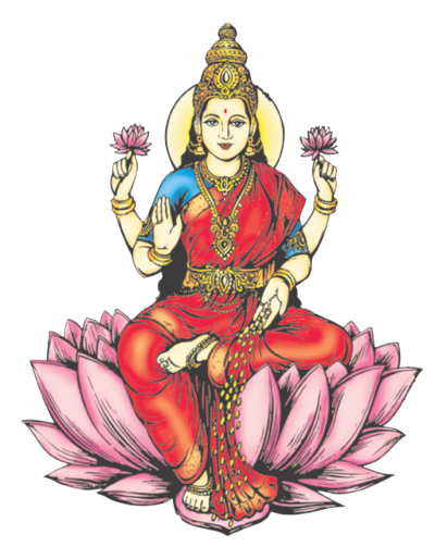 Lakshmi Free Cut Out PNG Images