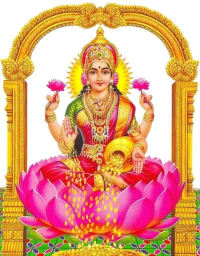 Lakshmi Transparent Image