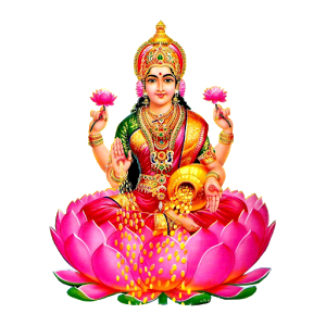 Lakshmi Cut Out PNG Images