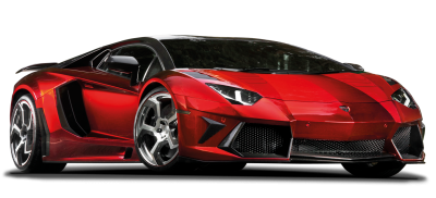 Red Lamborghini Aventador Photos PNG Images