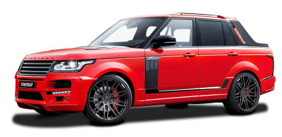 Red Land Rover Free Cut Out PNG Images