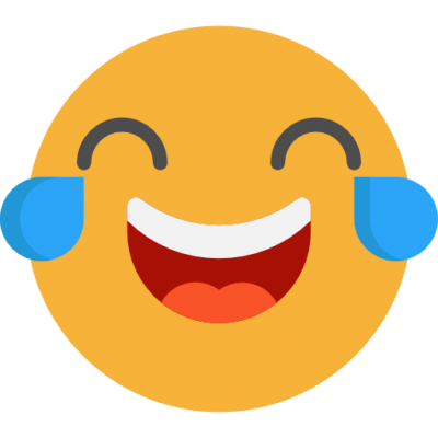 Laughing Emoji Free Cut Out PNG Images