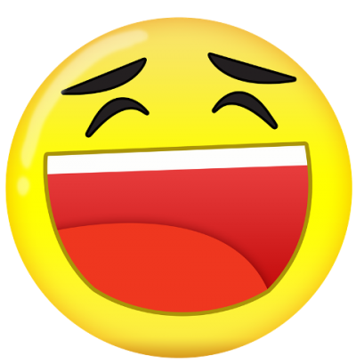 Download LAUGHING EMOJI Free PNG transparent image and clipart