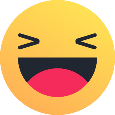 Laughing Emoji Simple PNG Images