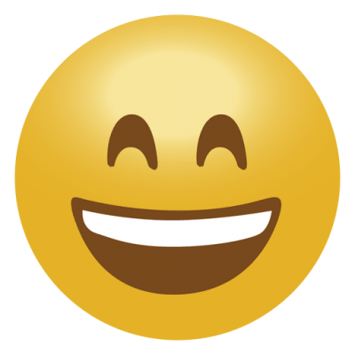 Laughing Emoji Vector PNG Images