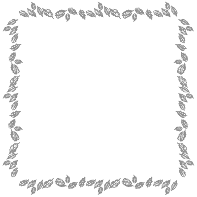 Leaf Frame PNG Picture