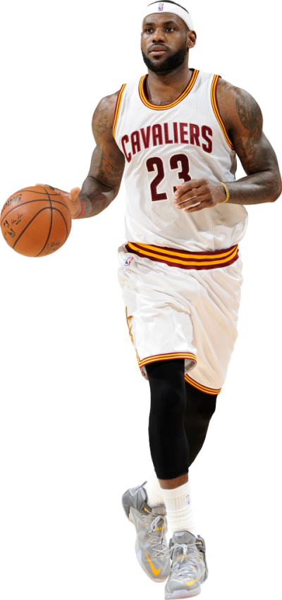 Lebron James Vector PNG Images