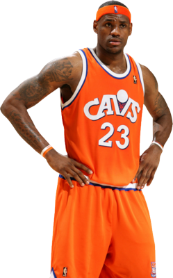Lebron James Amazing Image Download PNG Images