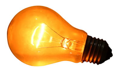 Light Bulb Transparent Image PNG Images
