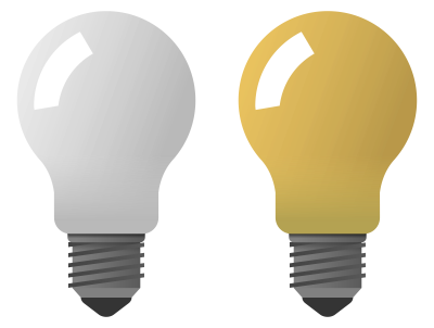 Light Bulb Transparent Picture PNG Images