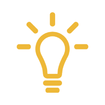 Light Bulb Simple Pic PNG Images