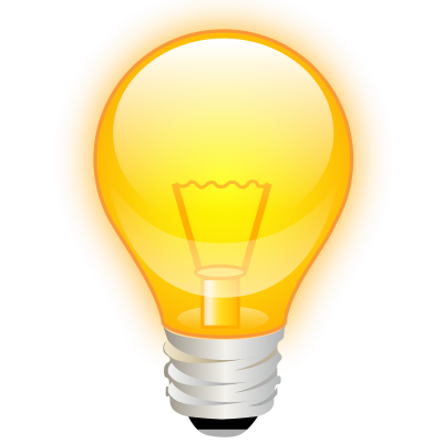 Light Bulb Clipart File PNG Images