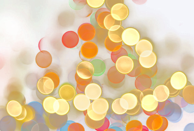 Creative Yellow Light Effect Png Transparent, Blurred PNG Images