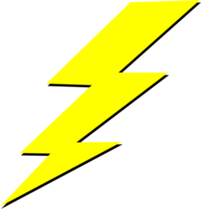 Lightning Vector Png PNG Images