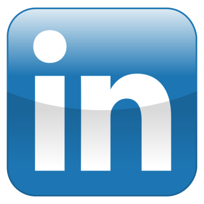 Linkedin Shiny Icon Png PNG Images
