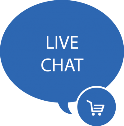Live Chat Basket Photo