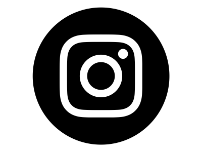 Image result for transparent instagram logo black