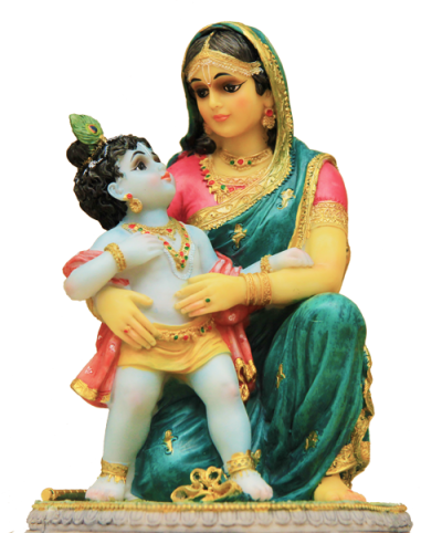 Lord Krishna Transparent Background