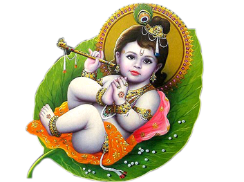 Lord Krishna HD Image PNG Images