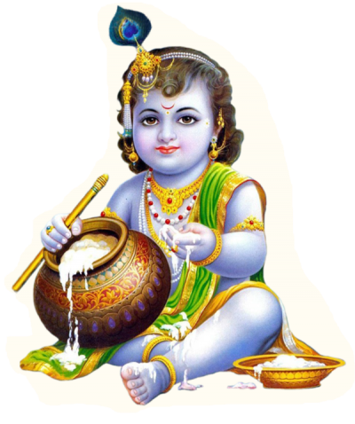 Lord Krishna Free Transparent Png PNG Images